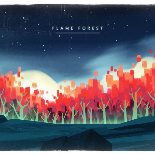Flame_Forest